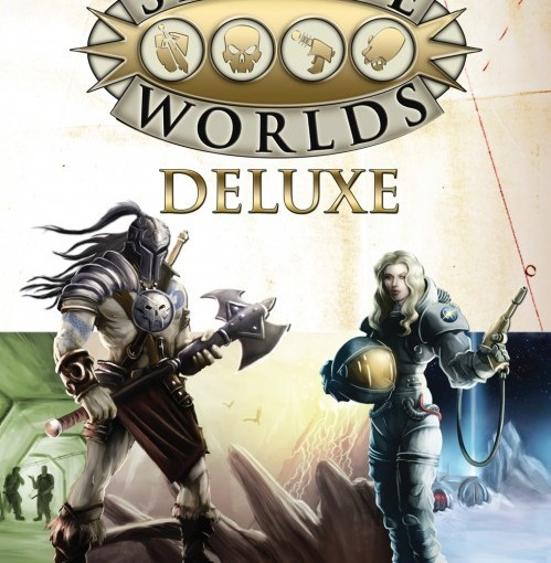 Cover for Savage Worlds Deluxe