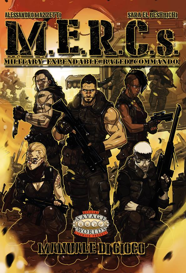 Cover for MERCs