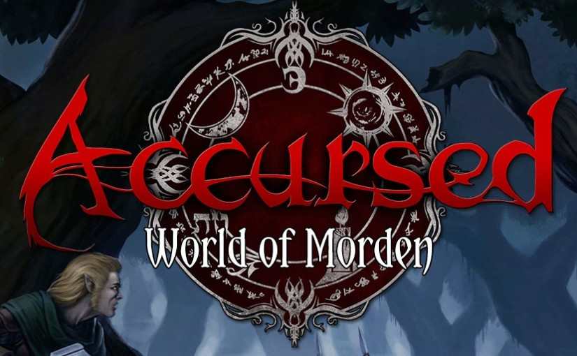 SBN Hangouts: Accursed – World of Morden Kickstarter