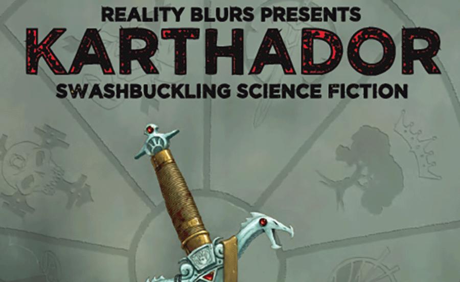 Cover of Karthador