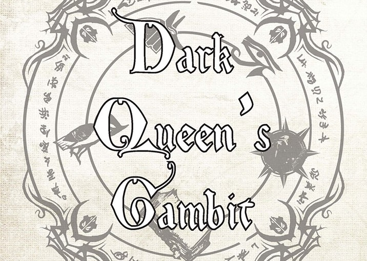 Cover for Accursed: Dark Queen's Gambit