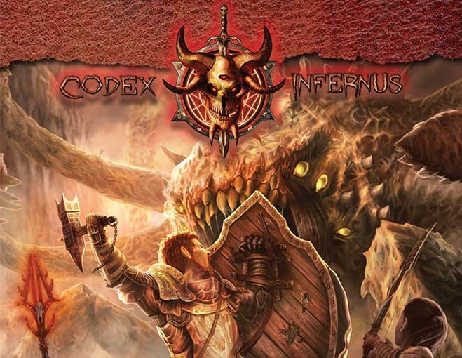 Cover art for Codex Infernus