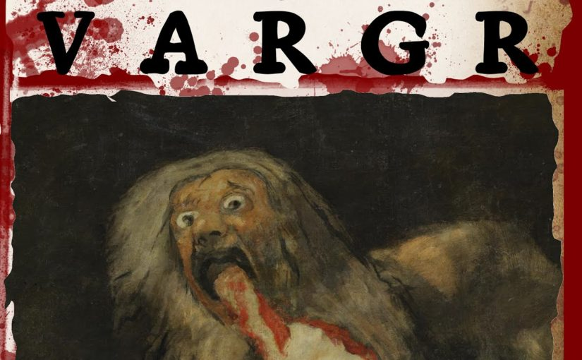 Cover image for The King is Dead: Vargr